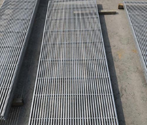 三棱钢产床底板定制